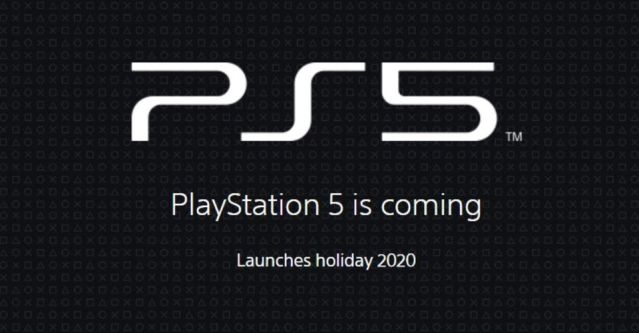 PlayStation 5 Website