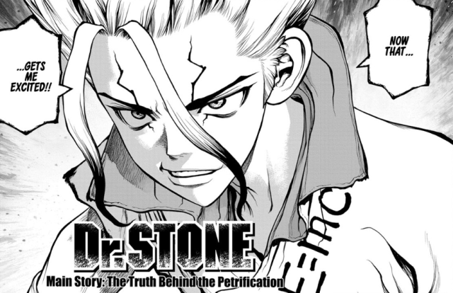 Dr. STONE Chapter 138