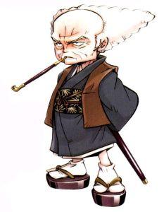 Shaman King - Yohmei Asakura