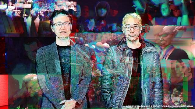 Shinji Aramaki & Kenji Kamiyama