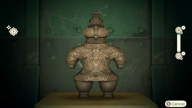 Animal Crossing: New Horizons - Ancient Statue (real)