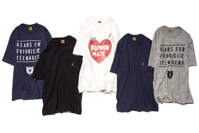 Human Made: The Untapped Gold Mine of T-Shirts