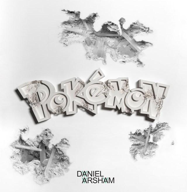Daniel Arsham x Pokémon