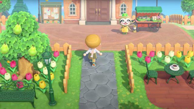 Animal Crossing: New Horizons Update