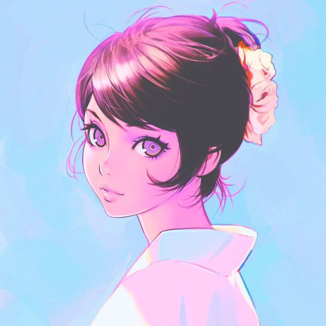 Art by Ilya Kuvshinov