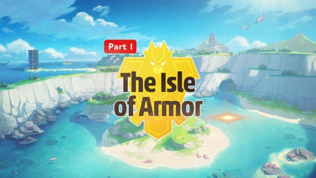 Release Date Revealed for Pokemon Sword And Shield Expansion Pass 'Isle of Armor'