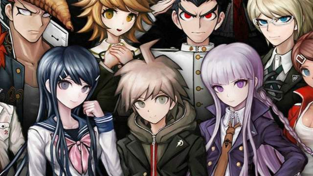 Danganronpa: A Game About Killing Your Friends