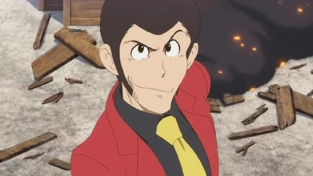 Style, Humor, and Crime: Lupin The Third