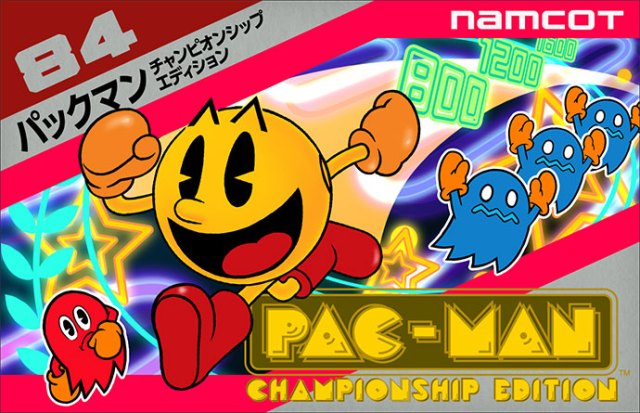 Pac-Man: Championship Edition Receives 8-Bit Demake as Part of Nintendo Switch 'Namcot Collection'