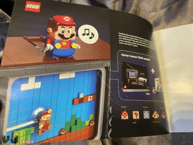 Nintendo Entertainment System Lego