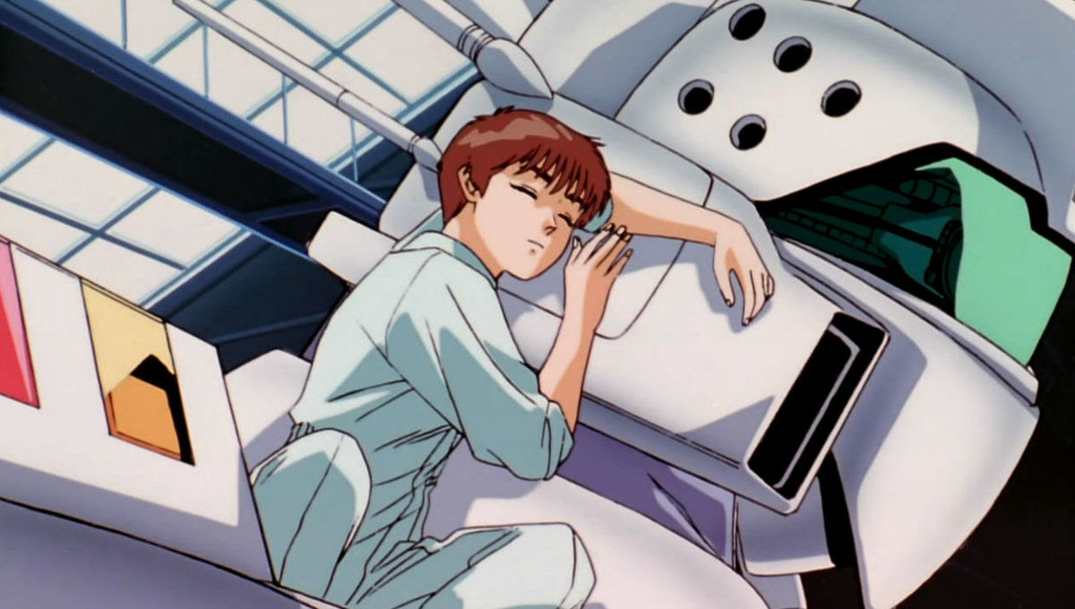 A Look Into An 80 S Hidden Gem Patlabor Otaquest