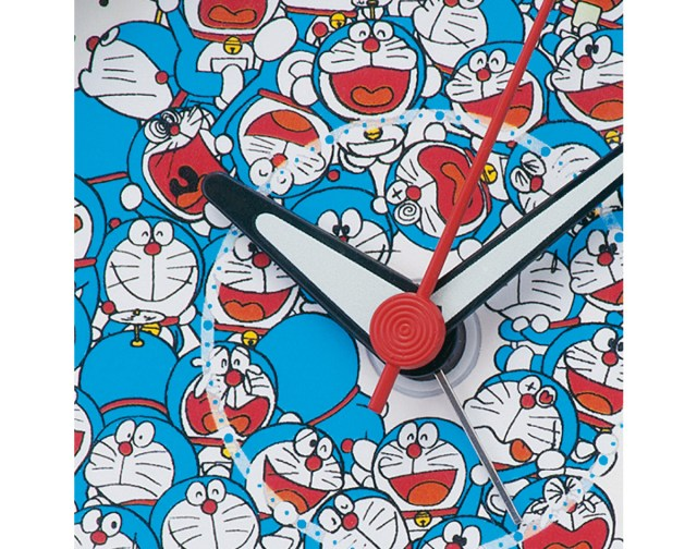 Doraemon Limited Clock Face