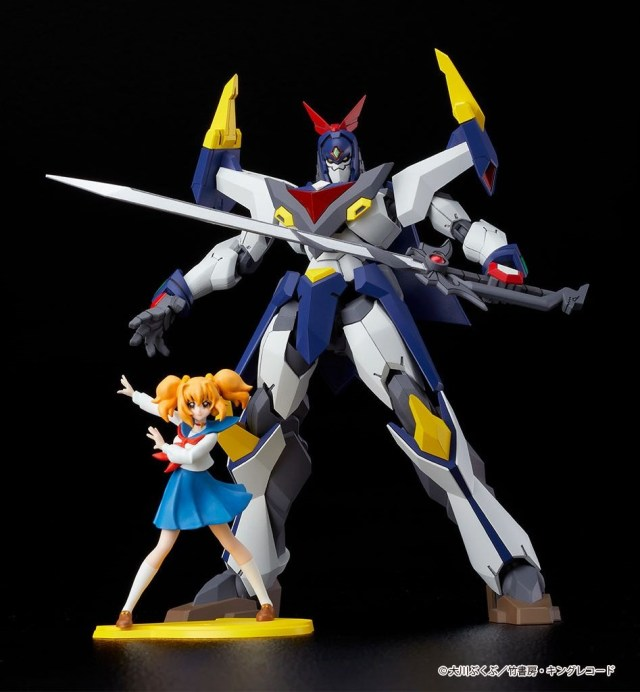 Pop Team Epic Model Kit