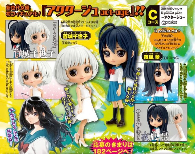 Act-Age figures