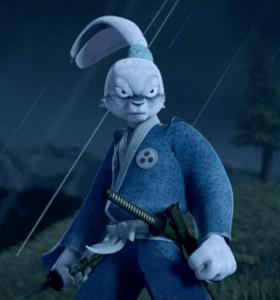 Netflix to Release Usagi Yojimbo Series — Or Is It Space Usagi?
