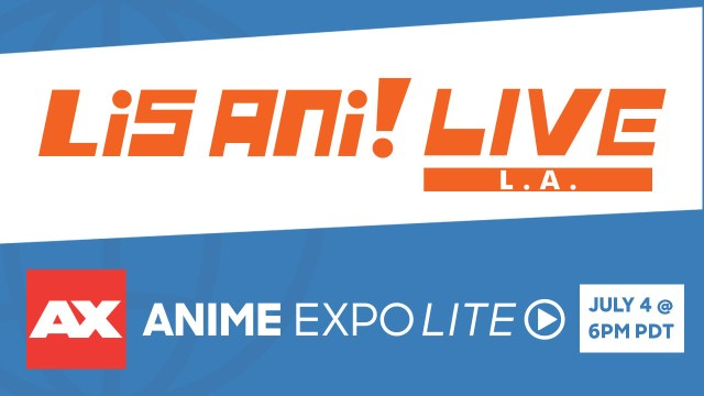 LisAni! LIVE Logo