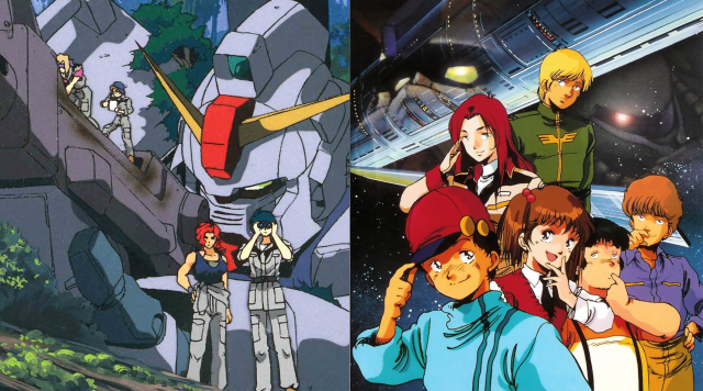 2 Of The All Time Best Gundam Shows Are Streaming For Free Until The End Of The Month.