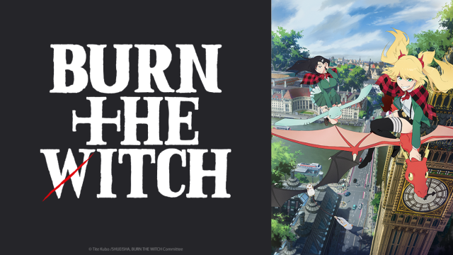 Tite Kubo's Burn the Witch Coming to Crunchyroll, Japanese Theaters in October
