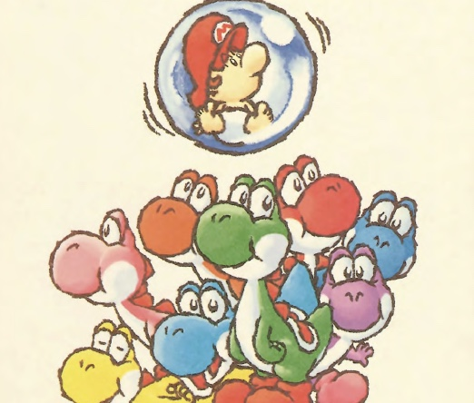 Celebrating The Expressionist Joy of Yoshi's Island On The Game's 25th Anniversary