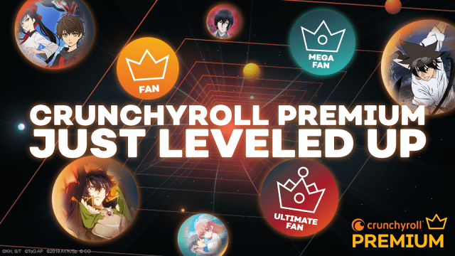 Crunchyroll Expands Premium Membership Offerings With New Tiers Featuring Offline Viewing, More