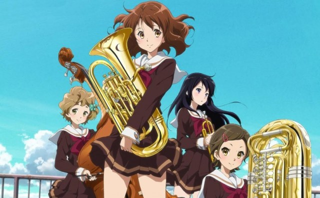 Sound! Euphonium Wants You To Take The Census