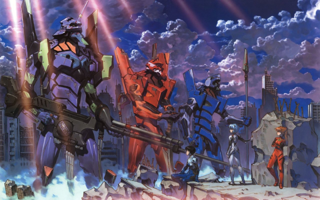 Neon Genesis Evangelion: Still A Classic 25 Years Later