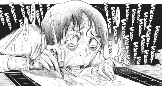 Bakuman chapter 156