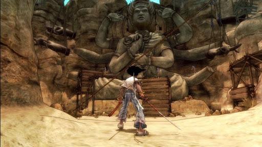 Afro Samurai Video Gamer