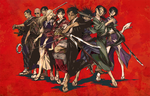Blade of the Immortal Anime Characters