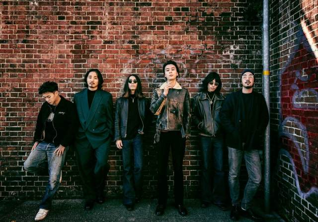 Changing the Sound of Japanese Rock with Suchmos