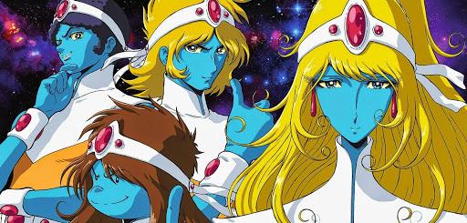 Interstella 5555 Characters