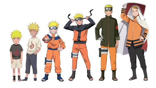 Naruto Clones