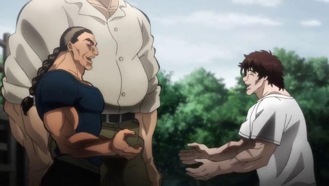Baki Goes Isekai In Retsu Kaioh Spin-Off Manga