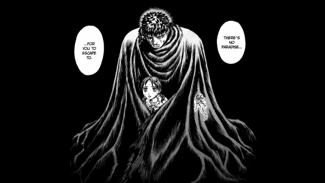 Lost Children Berserk