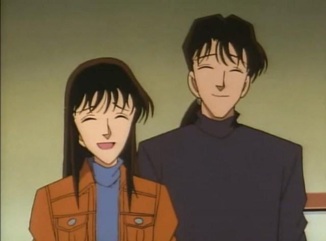 TWO-MIX in Detective Conan Anime