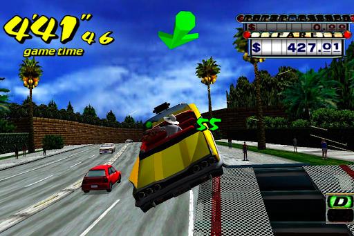 Crazy Taxi Gameplay