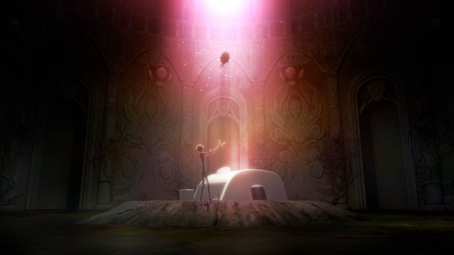 Screenshot from anime DEEMO THE MOVIE