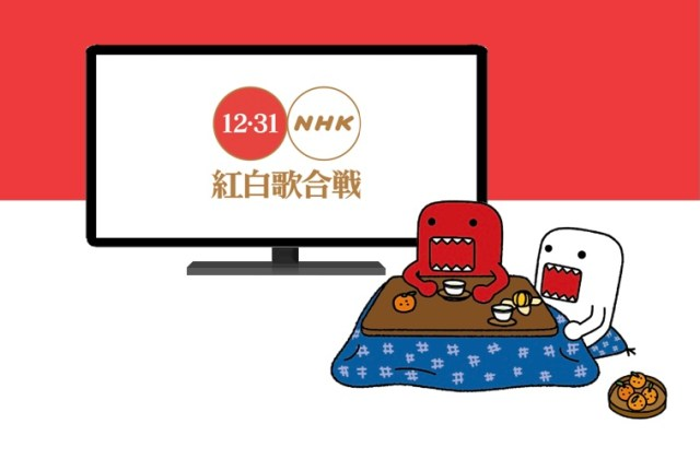 Visual for the 71st NHK Kouhaku Uta Gassen Live Broadcast