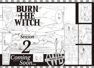 Burn the Witch season 2