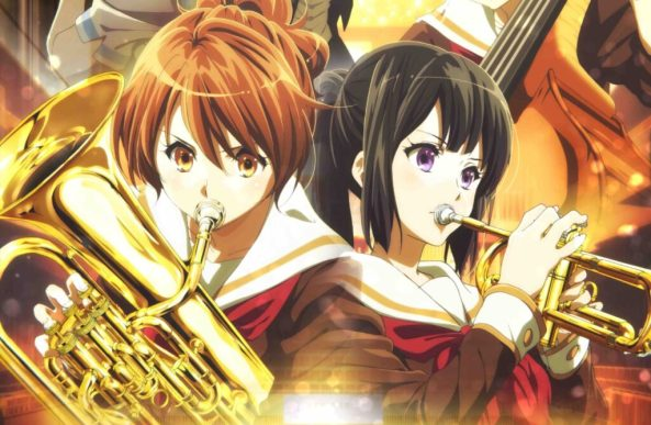 Sound Euphonium / Hibike Euphonium Anime Image