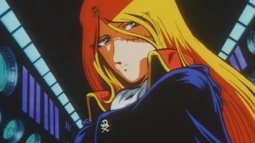 Queen Emeraldas Anime
