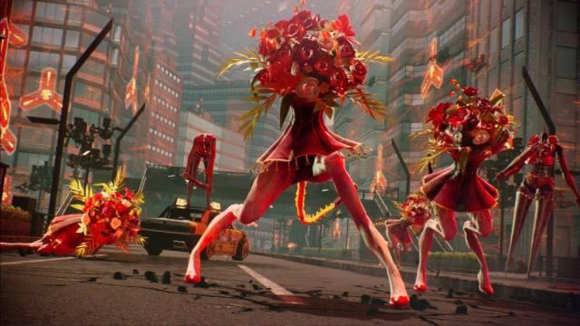 Scarlet Nexus Enemy Character