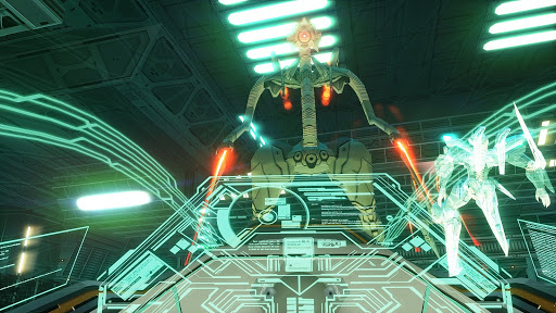 Zone of the Enders VR Mode