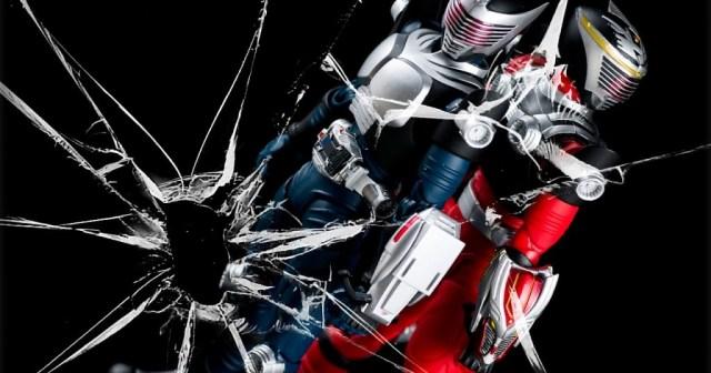 Kamen Rider Ryuki promotional image