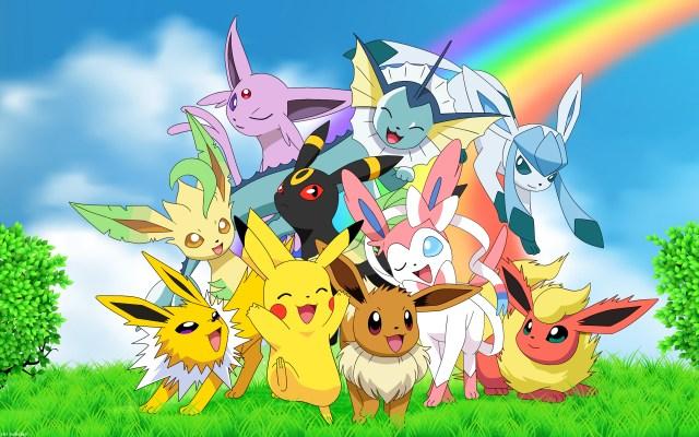 Pokemon illustration