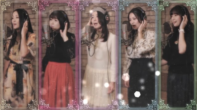 Artist Music Video for Tsukiiro Chainon Music Video for Sailor Moon Eternal by Momoiro Clover Z and Sailor Scouts Released on YouTube