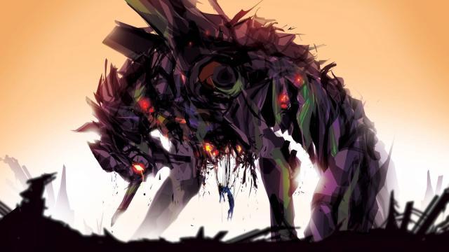Evangelion 3.0+1.0 anime movie image