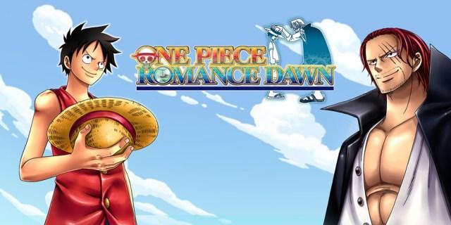 Title screen of One Piece: Romance Dawn