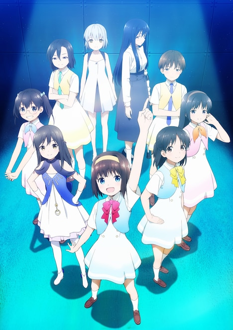 Gekidol Anime Visual