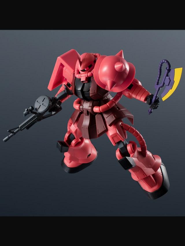 Char's Zaku II, Gundam Universe